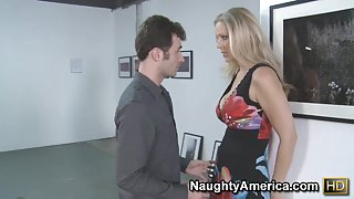 Julia Ann & James Deen in My Friends Hot Mom